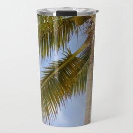 Palm Tree in Cuba Travel Mug