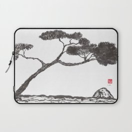Tree and Stone Laptop Sleeve