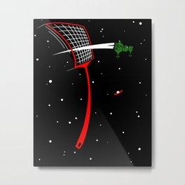 Starbug swatter Metal Print