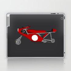 Race Motorcycle Laptop & iPad Skin