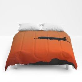 Sunset Arrivals Comforters