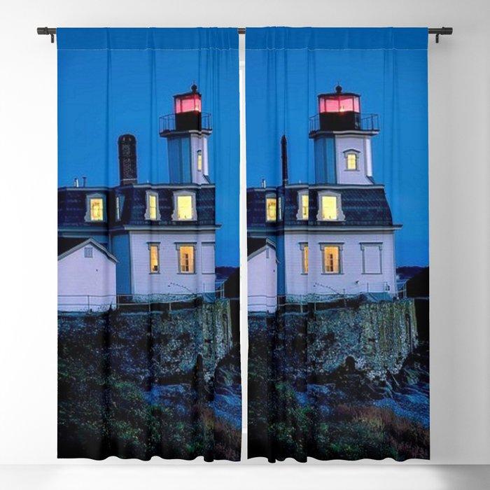 Rose Island Light lighthouse on Narragansett Bay in Rhode Island Photo Print