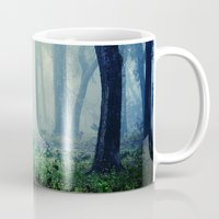 fairytale Mugs featuring Fairytale by Slight Clutter