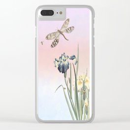 ...and all time immemorial Clear iPhone Case