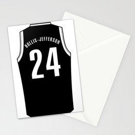 Rondae Hollis-Jefferson Jersey Stationery Cards