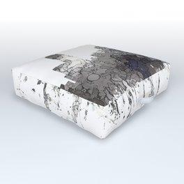 Adelaide, South Australia Skyline - CRISP Outdoor Floor Cushion