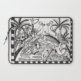 It's a jungle Laptop Sleeve