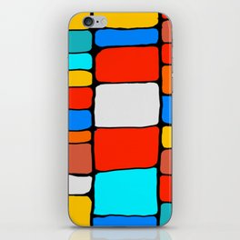 Cargo Ship Containers 8 iPhone Skin