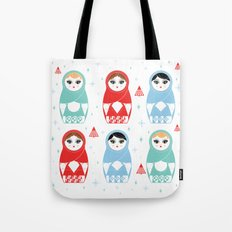 All Yours, Babooshka Tote Bag