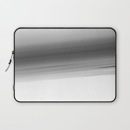 Gray Smooth Ombre Laptop Sleeve