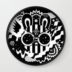 Neleus Wall Clock