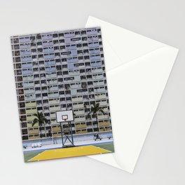 Hong Kong Basketball Stationery Cards