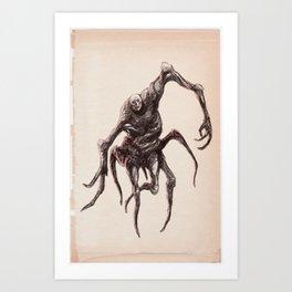 Sketch #1 Art Print