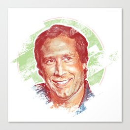Chevy Chase Canvas Print