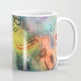 Its A Topsy Turvy World Coffee Mug