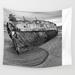 Ebb tide Wall Tapestry