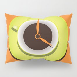 It's Coffee Time Pillow Sham