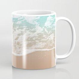 Soft Emerald Beige Ocean Beauty Dream #1 #wall #decor #art #society6 Coffee Mug