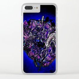 msdjwp105 Clear iPhone Case