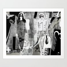 >>> MILAN MIX  Art Print