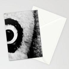 Pony with big eyes Stationery Cards
