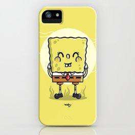 Sponge Bob iPhone Case