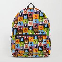Miyazaki's Backpack