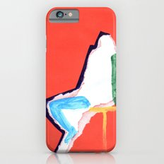 sitting figure iPhone 6s Slim Case