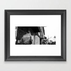 49ers Framed Art Print