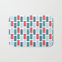 Joy collection - Red leaves Bath Mat