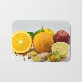 Vitamins Bath Mat