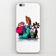 Bad Guys iPhone & iPod Skin