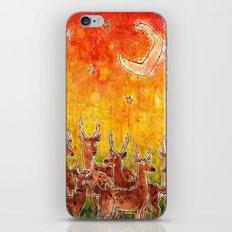 Deer Herd iPhone & iPod Skin