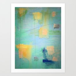 Abstraction Art Print