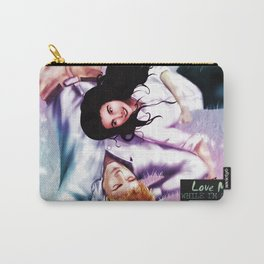 Love me while I'm gone II Carry-All Pouch