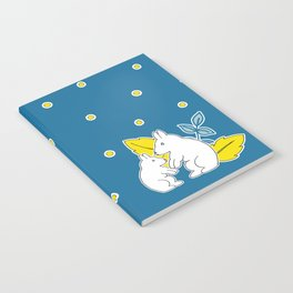 Friends in Paradise Notebook