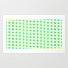 noWhitespace Art Print