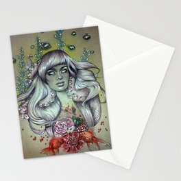 Electric Feel Stationery Cards