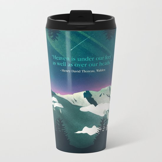 Heaven Sent Metal Travel Mug