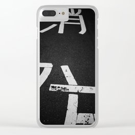 lane Clear iPhone Case
