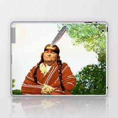 Chickasaw Laptop & iPad Skin