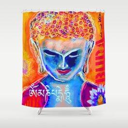 BUDA Shower Curtain