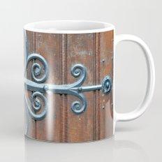 Church swirls Mug