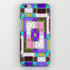 Glass Block Abstract iPhone & iPod Skin