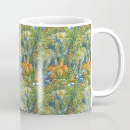africa pattern elephant Coffee Mug