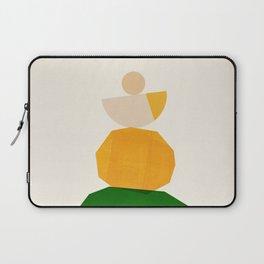 Abstraction_Balance_ROCKS_Minimalism_003 Laptop Sleeve