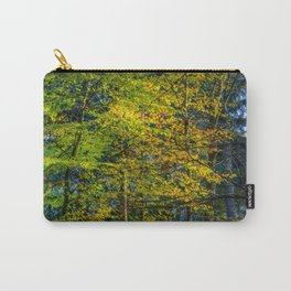 Autumnal Woodland Carry-All Pouch