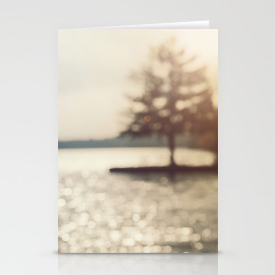 Silver Lake  Stationery Cards