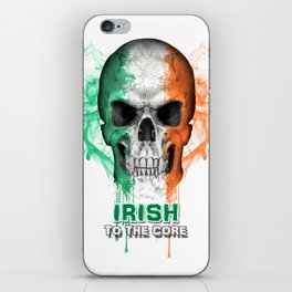 To The Core Collection: Ireland iPhone Skin