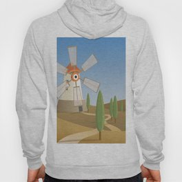 a quijote's glance Hoody